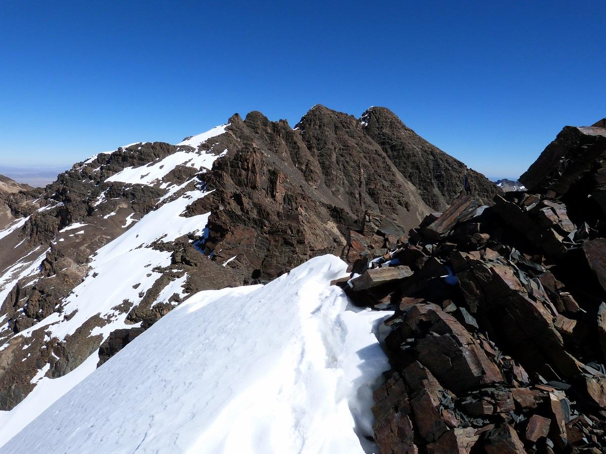 Bolivien Bergtouren und Gipfel um die Laguna Allka Khota