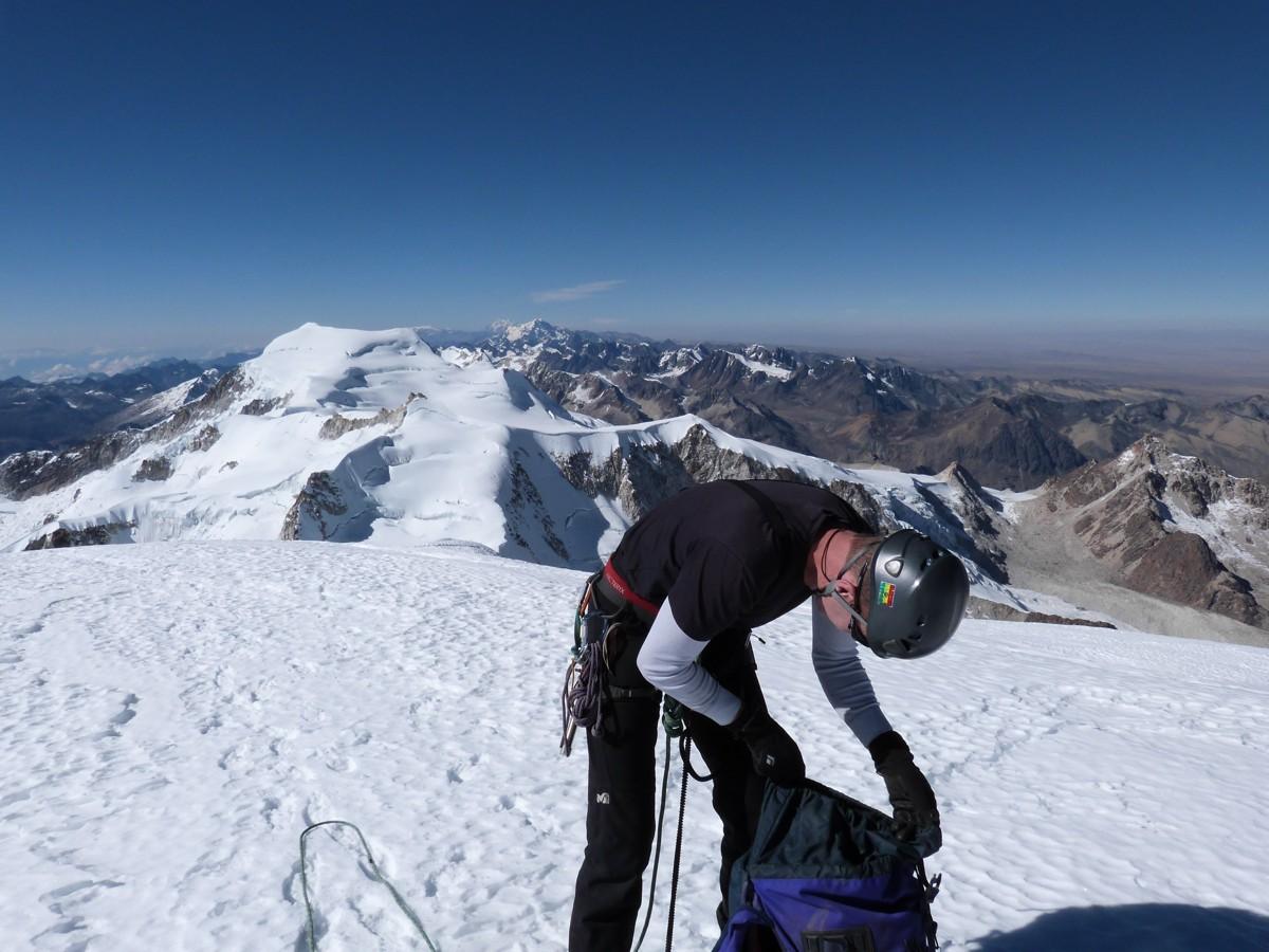 Chearoco – Besteigung eines unbekannten 6000ers in der Cordillera Real