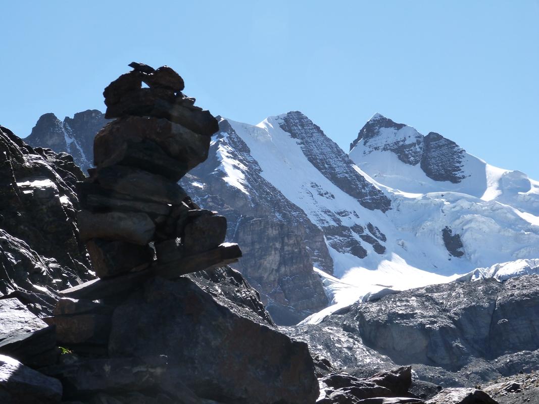 Cerro Janchallani (5420m)