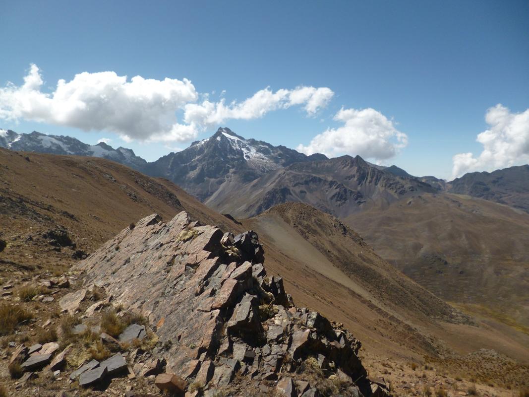 Cerro Negro (4965m)