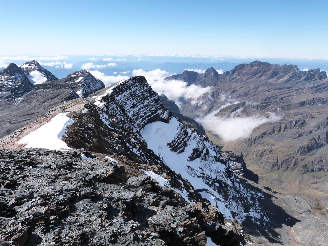 Cerro Serkhe Khollo (5552m)