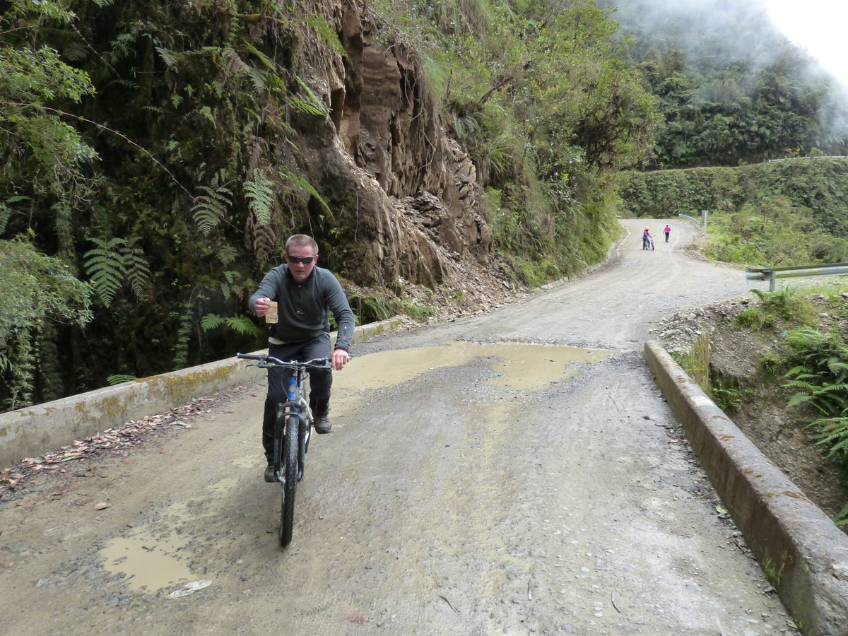 Bikereise durch Boyaca in Kolumbien