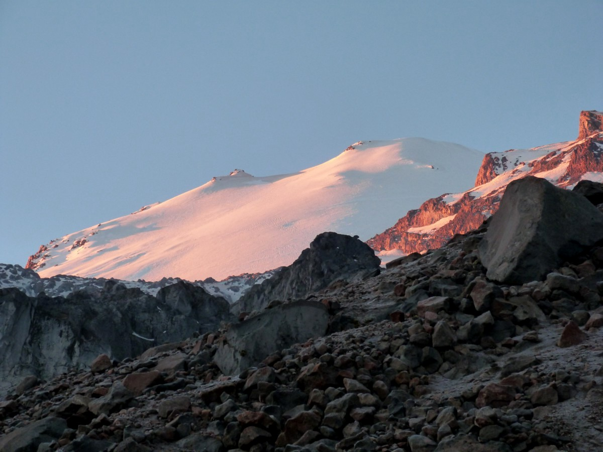 Besteigung des Pico de Orizaba